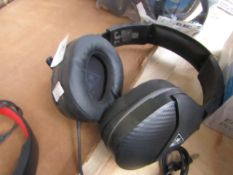 Turtle Beach Gaming Headphones, No Charger to Test.