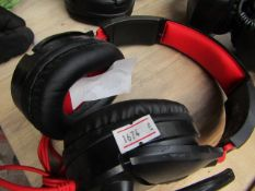 Turtle Beach Gaming Headset, Tested Working for Sound Only.
