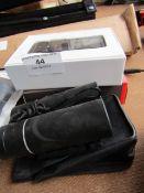 Visssvi 131m/1000m Binoculars | Unchecked + Supereye MP3 Music Player, Powers on but Not Tested