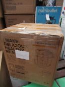 | 1X | DREW AND COLE 8 IN 1 PRESSURE COOKER | REFURBISHED AND BOXED | NO ONLINE RESALE ALLOWED | SKU