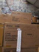 | 1X | DREW AND COLE CLEVER CHEF DIGITAL MULTI COOKER | REFURBISHED AND BOXED | NO ONLINE RESALE