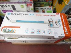 | 1X | INVICTUS X7 CORDLESS VACUUM CLEANER 13 PIECE SET | UNCHECKED & BOXED | NO ONLINE RESALE | SKU