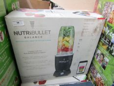 | 2X | NUTRI BULLET BALANCE BLENDER | UNCHECKED & BOXED | NO ONLINE RESALE | SKU- | RRP £149.99 |