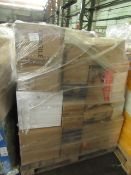 | 1X | PALLET OR RAW CUSTOMER RETURNS HOUSEHOLD ELECTRICALS AND NON ELECTRICALS (MAY CONTAIN YAWN