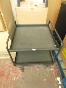 | 1X | COX AND COX HOUSE DOCTOR TROLLEY | LOOKS UNUSED JUST NEEDS A CLEAN | RRP CIRCA £279 |