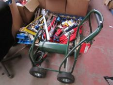 1x CL REEL TROLLY CHC90 599 This lot is a Machine Mart product which is raw and completely unchecked