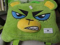 Green Blanket Backpack - Unused With Original Tags.