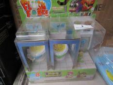 Flush Force - Bizarre Bathroom Toy - Unused & Packaged.