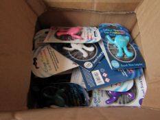 36x Colour Therapy - Car Fresheners (Suitable for Vent) - Unused & Packaged.