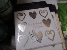 """2x Baby Elegance - Rear Window SunShade - Unchecked & Boxed. 4x Various Packs of Cards """"Thankyou /"""