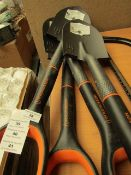 Magnusson - Small Carbon Steel Shovel - Unused & Good Condition.