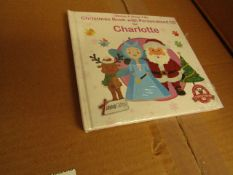 "100x Global Journey - ""Christimas Songs For Me"" (Personalised Christmas Book With CD) - Various"