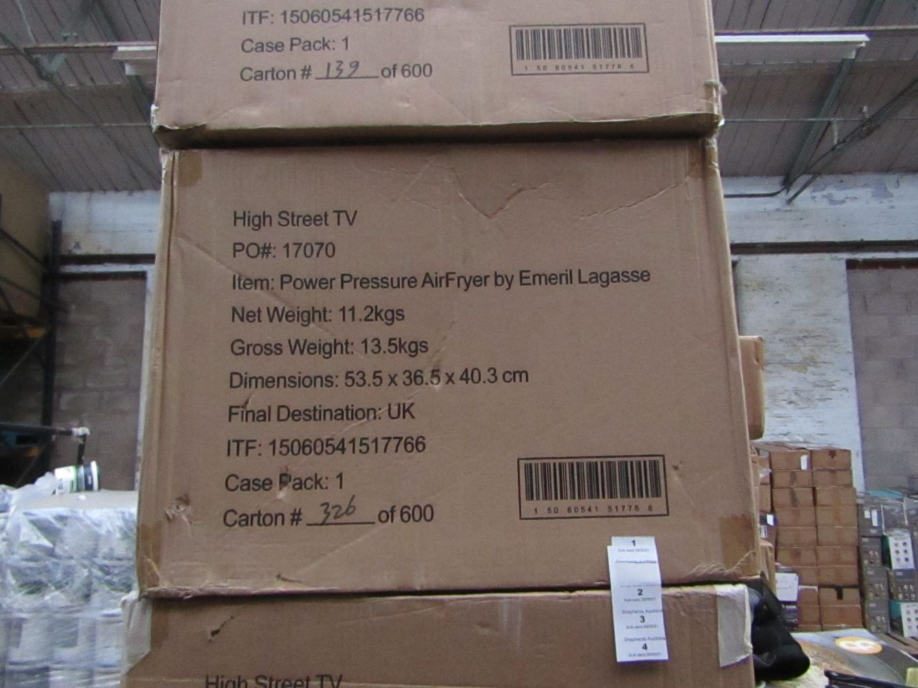 Costco White Goods, Bulk Lots of Electrical returns and more