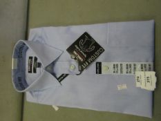 Kirkland Signature Custom Fit Non Iron Shirt Size 15.5 Inch Collar 34/35 New
