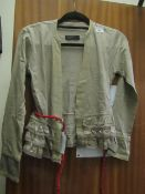 Ester Franklin Jacket/Top Size 6 New With Tags