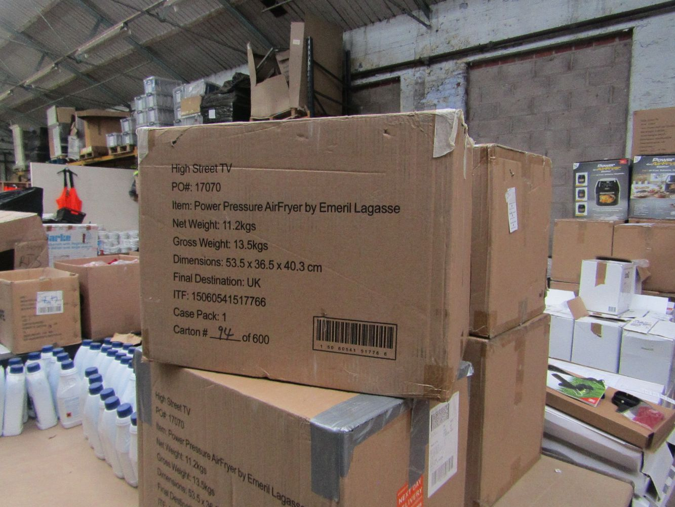 Bulk Lots of Raw Customer return Electrical's and Air beds