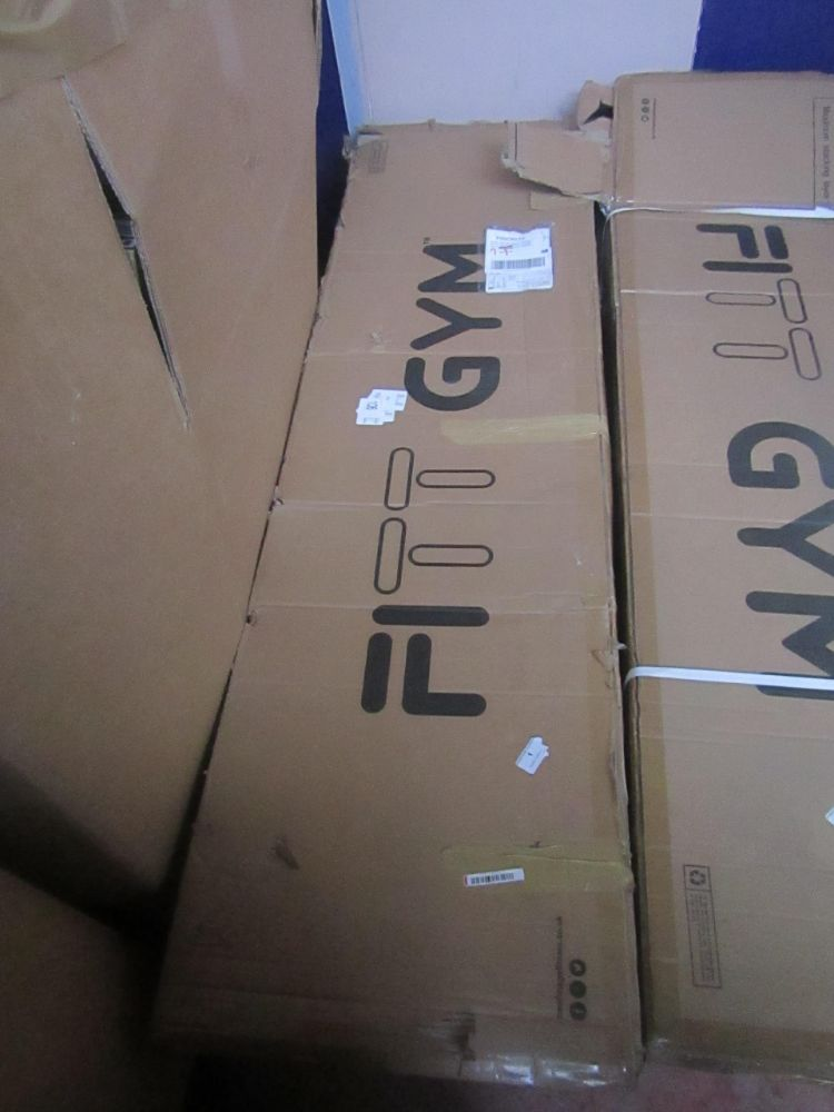 Auction of raw Customer return Home Fitness Products.