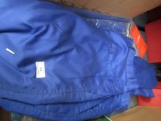 2x Black Knight - Work trousers - Royal Blue - Size 40 - New & Packaged.