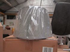 | 1x | COX AND COX TABLE LAMP SHADE | NO VISIBLE DAMAGE & BOXED | RRP WHEN WITH LAMP £75 |