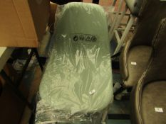 | 1X | MADE.COM DINING CHAIR WITH METAL LEGS | NO FIXINGS & UNUSED | RRP CIRCA £- |