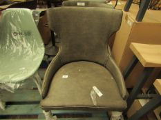 | 1X | COX AND COX BROOKLYN DINING CHAIR | LOOKS UNUSED (NO GUARANTEE) | RRP £325 |