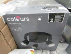 Colours - Apheliotes 3 Spotlight Plate - Unchecked & Boxed.