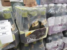 24x schweppes salty lemon tonic water - 200ml - bb 08/2020.
