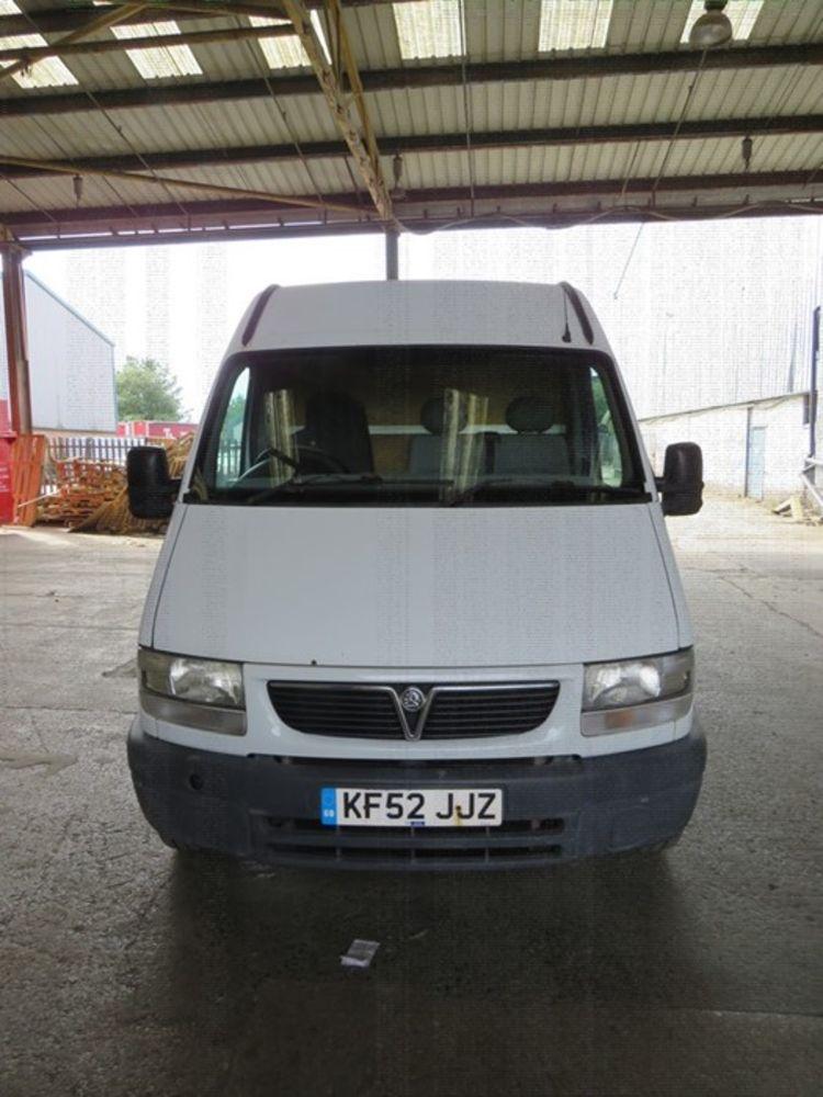 2x Vans with MOT's
