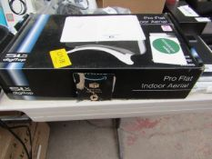 SLX - Pro Flat Indoor Aerial - Unchecked & Boxed.