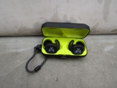 Anatel - Wireless Earbuds With Charging Case - Untested, No Packaging.