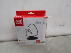 OneForAll - Indoor Aerial Antenna (HD Compatible) - Untested & Boxed.