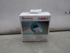 Neuftech - IPX4 Bluetooth Waterproof Speaker - Untested & Boxed.