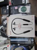 Gorsun - E18 In-Ear Ergonomic Wireless Sport Headset - Untested & Boxed.