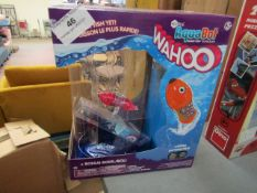 Hexbug - Aquabot Wahoo Smart Fish (Bowl Included) - Unused & Boxed.