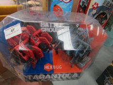 Hexbug - Tarantula Battle Ground - Unused & Packaged.