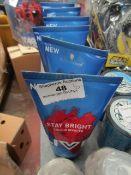 6x Schwarzkopf - Live Stay Bright Colour Booster (Shampoo) - 150ml - Unused.