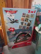 Disney Pixar - Planes 2-In-1 Mini Memo Puzzle - Unused & Boxed.
