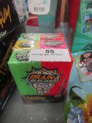 3x Brain Blasterz - Candy Brain Blitz - 45g - Unused & Sealed.
