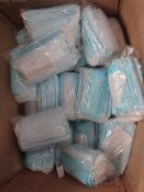2x Packs of 50 disposable face masks - New & Packaged.