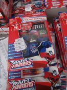 10x Transformers Animated - Super Sticker Set ( Contains over 500 Stickers) - Unused & Boxed.
