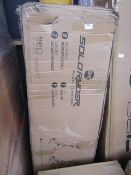 | 2X | SOLO RYDER VERTICAL SPINNING SYSTEM | UNCHECKED AND NO BOX | NO ONLINE RE-SALE | RRP £249.
