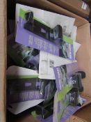 1X BOX OF 25 Handi-Hanki - Sticks Tissue Box To Any Window. - Unused & Packaged.