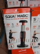 | 5X | NEW IMAGE SQUAT MAGIC | UNCHECKED AND BOXED | NO ONLINE RE-SALE | SKU C5060191467513 | RRP £