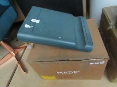   1x   MADE.COM DAYDE BIKE STAND   LOOKS UNUSED AND BOXED(NO GUARANTEE) RRP £49  