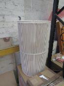 1 x Made.com Holgate Rope Laundry Basket Off White RRP £49 SKU MAD-STOHOL001WHI-UK TOTAL RRP £49