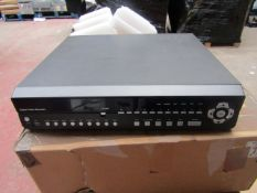 DIGITAL VIDEO RECORDER FOR CCTV UNITS, APPEARS TO BE IN GOOD CONDITION AND APPEARS TO HAVE ALL PARTS