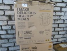 | 5X | PRESSURE KING PRO 12 IN 1 DIGITAL PRESSURE COOKERS | UNCHECKED AND BOXED | RRP 69.99 |