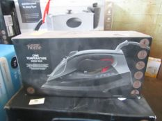 1x 3000w Iron - Unchecked Raw Return - RRP £20 - Load Ref 23002116