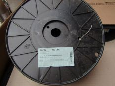 NEW 24 AWG Gauge Stranded Hook Up Wire 1.5mm diameter core. Manufacturer: Medi / https://www.