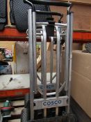 Cosco - Folding Series Hand truck - ( S.W.L 350kg ) - Used Condition, Still Very Usable, No